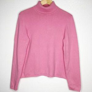 TALBOTS Turtle Neck Sweater